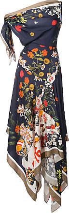 Dress Handkerchief Multicolore Monse Print Floral xqPwtx0Tv