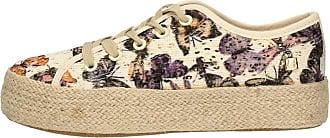 Biagiotti Laura Pourpre Sneakers Femme 750 87qXza