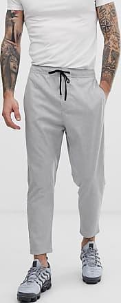 Droite Pantalons GrisAchetez Coupe Jusqu''à −75Stylight Yf7y6vbg