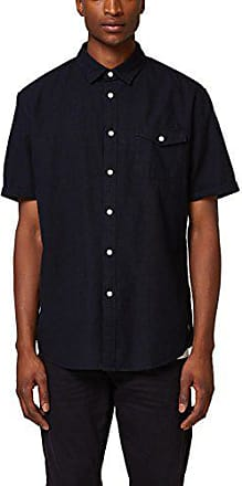 For Esprit Piccolo 001 Nero nero Man 048ee2f011 Shirt BBrwqUE6