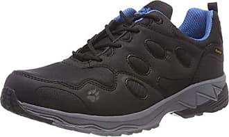 Hombre Low Eu Wolfskin Negro Blue Jack electric Senderismo Para Rise Fly Texapore Venture 1062 M 43 Zapatos De nPnwgRqCx