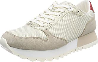 Comb Blanc Basses oliver 38 23668 S Eu white Femme Sneakers XxOvUwn0