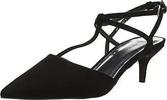 Tacon Para Correa Con Eu Serene Tobillo black Negro De Zapatos Wide 1 Look Mujer 41 Foot Y New Xqx8YPt