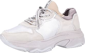 Bronx Hellgrau »veloursleder textil« Sneaker Grau Cw8Crx