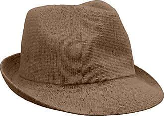 Arnold Marrone uomo Bamboo medio Cappello Kangol da qFS5OgaFX8