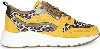 P5614poe7 Geel Poelman Poelman Sneaker Sneaker fanq8nB