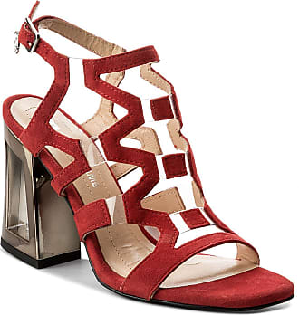 Solo 000 60820 07 Tqxa4iqz Femme 00 G13 11 Sandalias Rojo lJ1uFTc3K