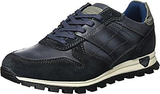 By Blau 208660 Herren Gerli 44 Eu navy Dockers Sneaker 41jf001 7Ywd7H
