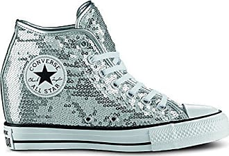 Ctas Lux Mid Sneaker PaillettesSilber40 Silber Converse MqSzVGUp