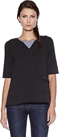 Beaumont S T Schwarz shirt Larissa Organic qx0qwOCR