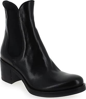 Fru Boots it Pour Noir Femme 4820 4Z4qwrS