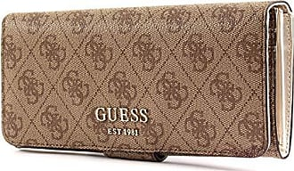 Guess Brown Clutch Slg File Kathryn RYqRn4rp
