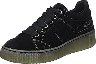 Basses Sneakers Femme Eu black Noir 23721 Tamaris 39 H1pwFxEcq