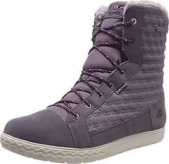 41 dark Grey Gris 9162 Baskets Ii plum Gtx Viking Femme Zip Hautes Eu Twx0PqTZn8