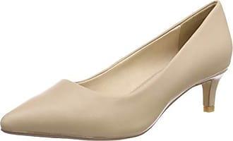 000 Mujer Arielle 38 Zapatos Tacón Eu De nude Para Beige Buffalo w8qFHPnSF