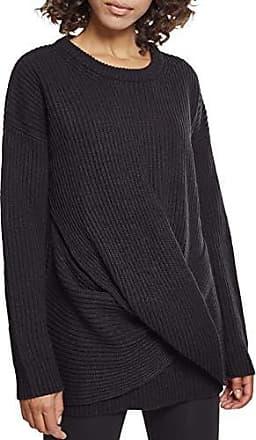 Sweater black 00007 Felpa Classics Urban Wrapped Donna Small Nero Ladies 0TUxqt