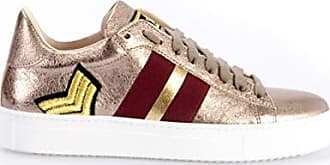 Stokton Bronze Größe Braun Sneaker Eu Damen 36 RwqR7rAC