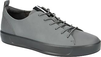 Schuhe Sneaker Grau 8 Soft Ecco 7aqC4W