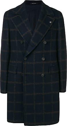 Tagliatore Cappotto Blu Colore Di Midi rfq6r
