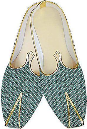 Schuhe 42 Herren Inmonarch Jute Mj014139s9 Hochzeit Grün Bräutigam OwPuXZTki