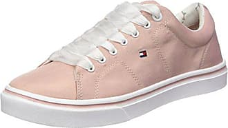 Tommy Rosa Lace 502 Para dusty Up Rose Zapatillas Mujer Eu Weight Metallic 40 Light Hilfiger r7qIrz