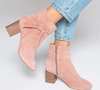 Redoute met strik Leren boots La Collections YwxZqcg