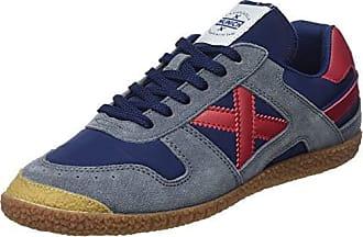 azul Sneakers 1385 Munich Goal erwachsene 40 Eu Grau Unisex gris RtRwUYqp