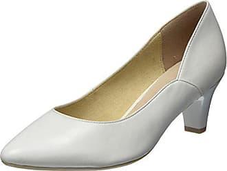 Caprice Nappa 102 Femme 22401 38 Blanc Escarpins white Eu XXOw7q