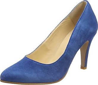 Bleu Fermé Eu Bout 40 Femme Pintodiblu Ibis blue 38 Escarpins wq6xtxXzA7