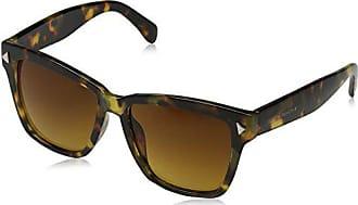 Da Multicolore Tortoiseshell Donna Sunglasses Occhiali South Sole 55 brown Oversized Frame Beach 4xEfOqY