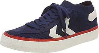 Hummel Bleu Knit Eu peacoat Adulte 40 Mixte Diamant Sneakers Basses Y7xUrYq