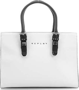 Handtasche Weiß Replay Weiß Handtasche Replay g8WOFOq4