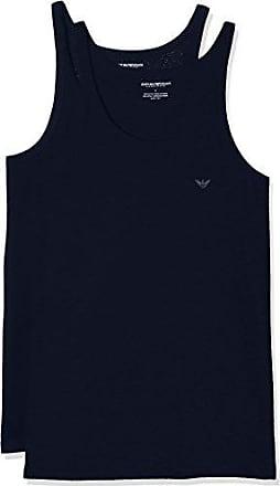 2 Del Armani tamaño Para Hombre s pack Small Emporio 111612 Blue Fabricante navy Camiseta De Azul Interior axdPnTqR