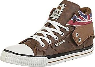 Roco CognacSchuhgröße Sneaker 3709 41 14 B41 Bk England Knights Eu Flagge British dsrxCtQh