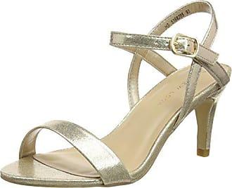 Shimmer New Escarpins Ouvert Eu Femme 36 93 Or Sheep gold Bout Look EgftqrxE