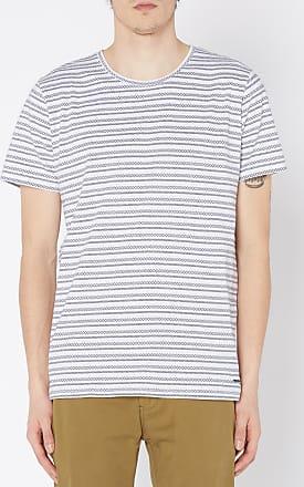 Tee Imprimé Coton Rond fit Regular En Col Suit shirt adfY8q