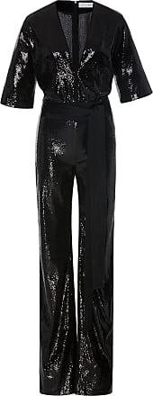Galaxy Galvan Belted Galaxy Lamé Belted Galaxy Jumpsuit Lamé Galvan Galvan Jumpsuit Xq8qYwS