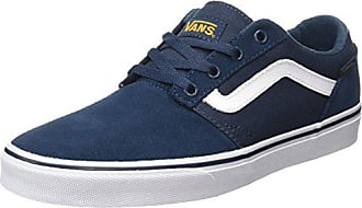 In Fino Vans® A −34Stylight Sneakers Basse BluAcquista q34Rj5AL