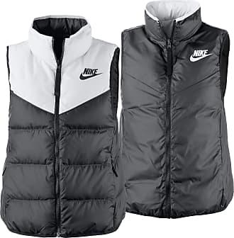 blackGrößeL Nike Daunenweste In White Damen m8nNw0