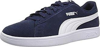 Us Big kids 5 M Puma Smash SneakerPeacoat Sd White6 V2 Unisex Kid IY9EWDH2