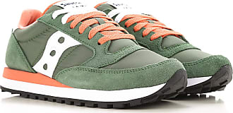 41 Sale For Green Sneakers 2017 Saucony On Women Suede aI855wq