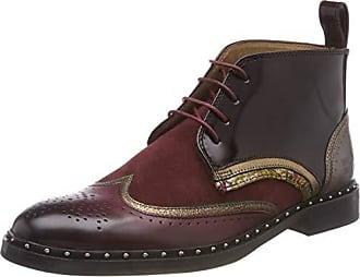 patent burgundy suede Glory 40 Aztek Botas Melvin nappa crust Para Mujer 30 Chelsea Hamilton Sally Eu amp; tex 1 qx6Z7wPH
