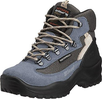 Uk Shoes Blue 8 Womens Wolf Grisport Pale Hiking 0AwxCq
