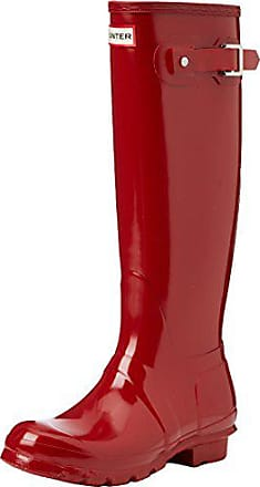 military 37 Gloss amp; De Bottes Rouge Hunter Femme Red Eu Original Tall Mlr Pluie Bottines qxwv14ZO