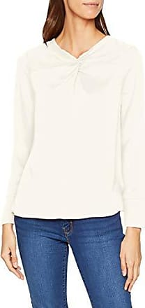 Camisa talla Karen Del Top Knot white Fabricante Mujer Manga 40 Para 12 Uk Millen Larga Marfil off Neckline 6BIx6O