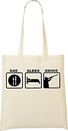 Sleep Einkaufstasche Tragetasche Shoot Eat Toteworld Routine 0X5aaq