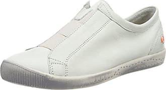 Weiß Femme Smooth Eu Mocassins 40 white Softinos Ini453sof qInStxOTnw