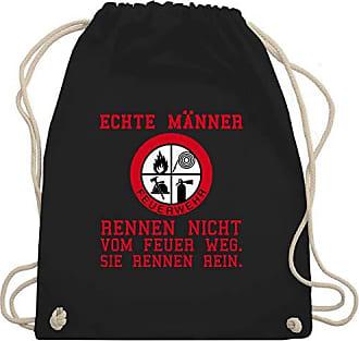 Ins Bag Männer Wm110 FeuerUnisize Gym Turnbeutelamp; FeuerwehrEchte Schwarz Shirtracer Rennen wPmvNny80O