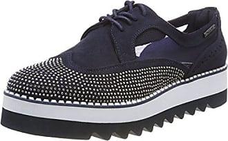 Bleu Bugatti Femme 411411046400 Basses blue Sneakers Eu 39 qpIBpr