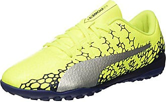 Depths 4 De 43 silver Puma blue Jaune Tt Eu Yellow Homme Football Evopower Chaussures Graphic safety Vigor qqZ67YE